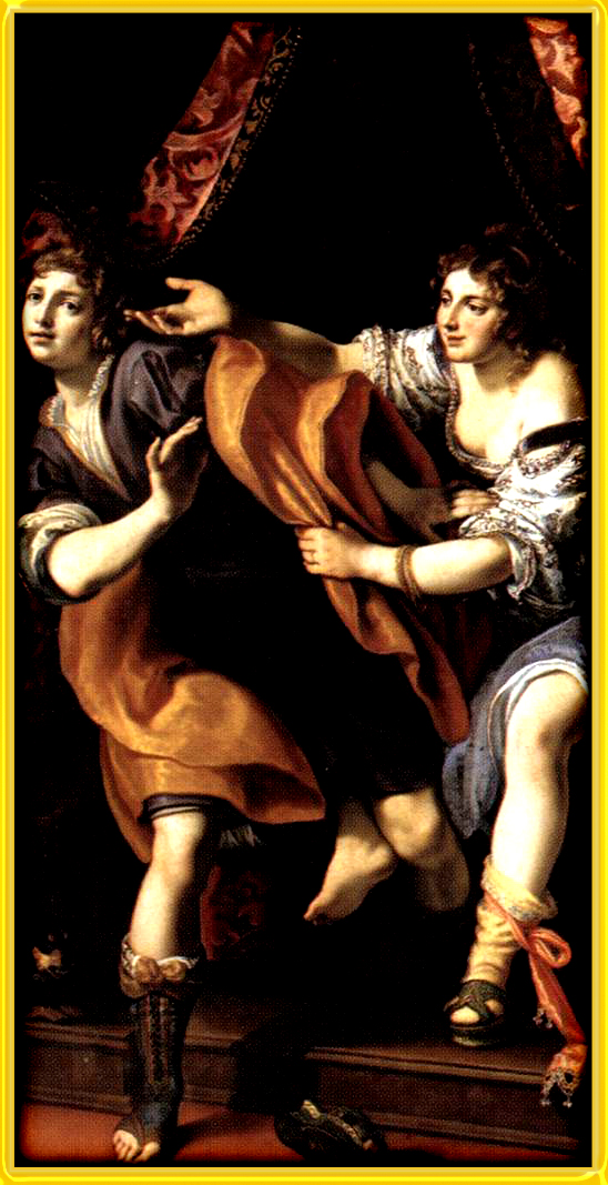 Joseph & Potifar's Wife