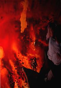 Virgin in Volcano